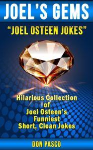 Joel Osteen Jokes Vol 1 Cover