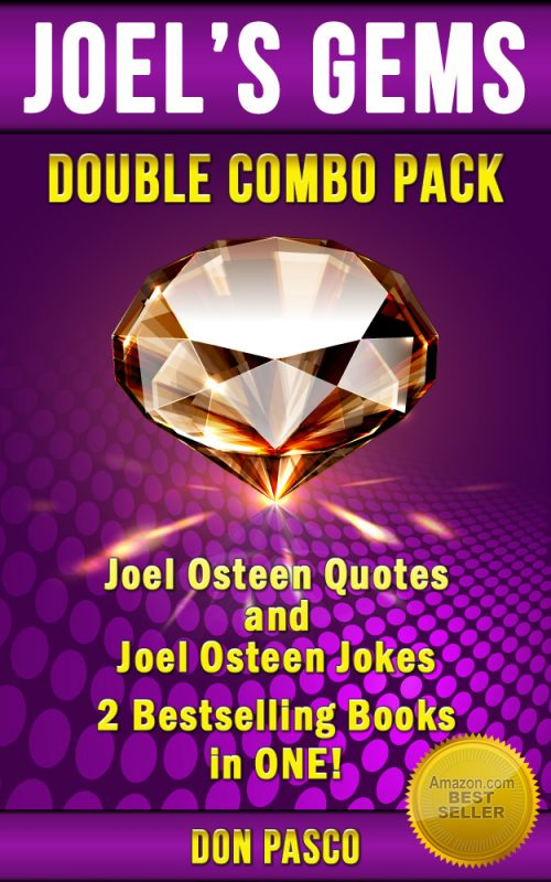 Joel Osteen Quotes & Joel Osteen Jokes